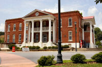 Old Gilmer County Courthouse